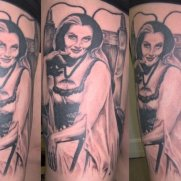 lilly munster