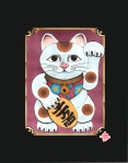 Maneki-Neko prints available